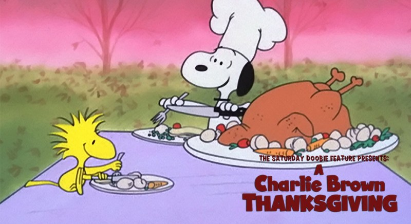 A Charlie Brown Thanksgiving (1973) Charles M. Schulz | The Saturday Doobie Feature Episode 228 | Movies and Marijuana