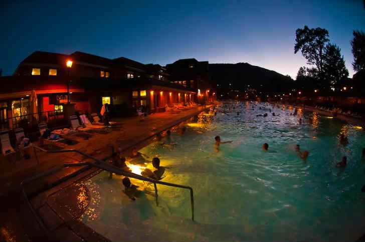 リゾートホテル コロラド州