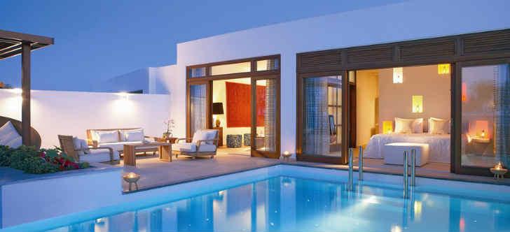 ギリシャ 高級リゾートホテル プール