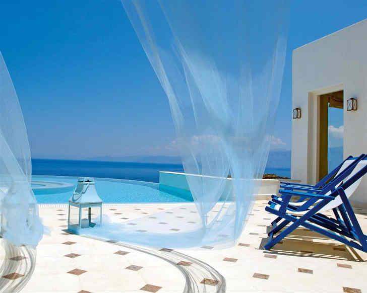 評判のリゾートホテル ギリシャ