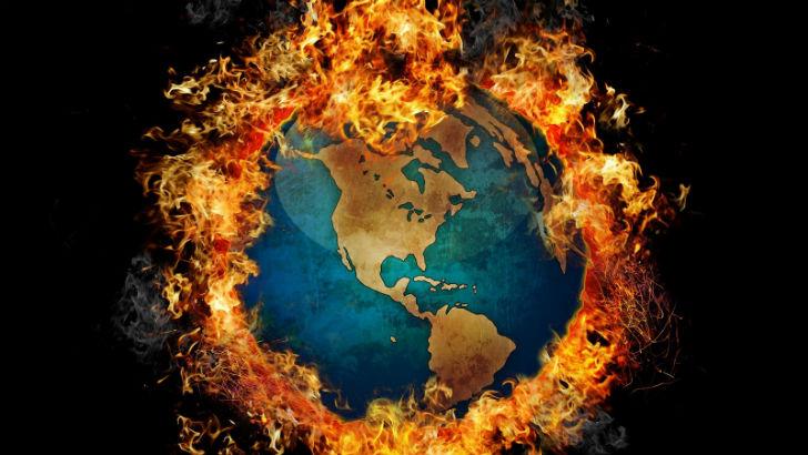 地球温暖化は嘘 本当
