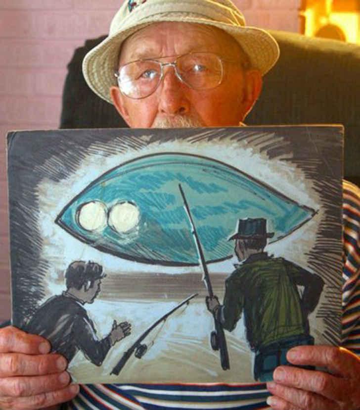 パスカグーラ UFO誘拐