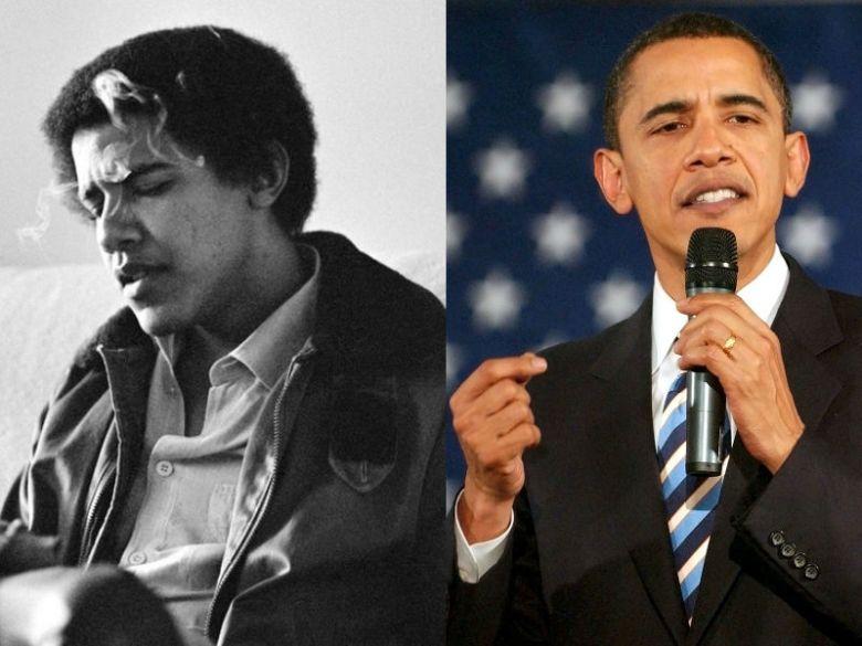 バラク・オバマ 子供時代 学生時代