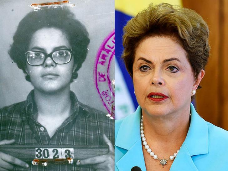 ジルマ・ルセフ元ブラジル大統領 若い頃