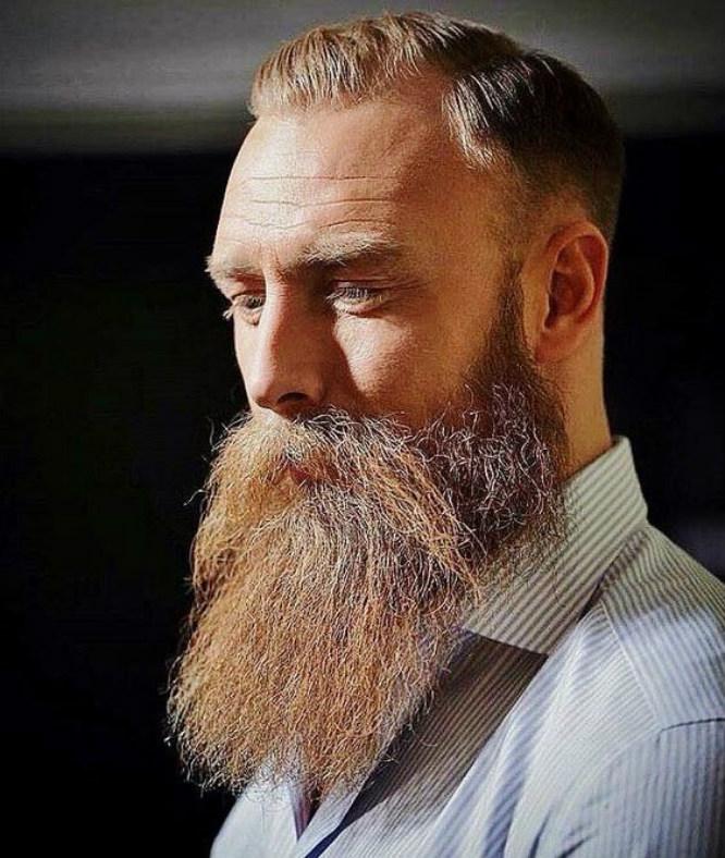 かっこいい髭メン