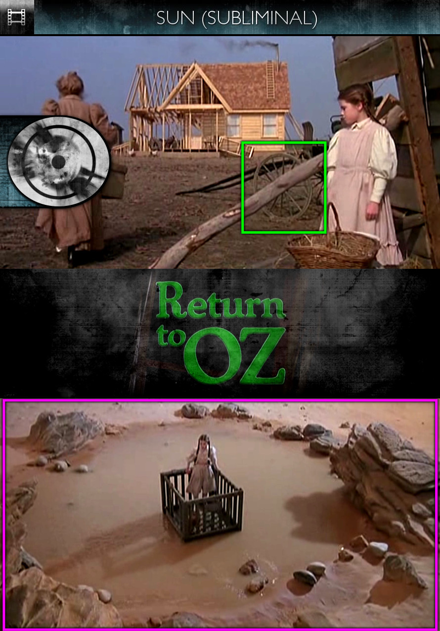 Return to Oz 1985  Hollywood Subliminals