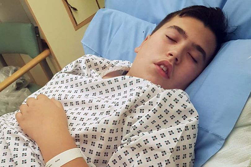 12 Year-Old Boy Has Surgery To Save Testicles Following ...