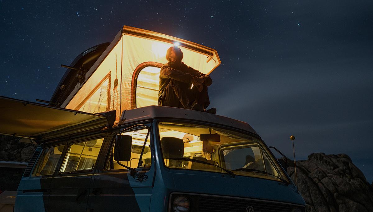 Static Caravan for LPG Page