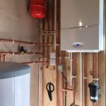 Pressurised heating system