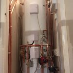Unvented cylinder engineer