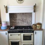gas cooker installation
