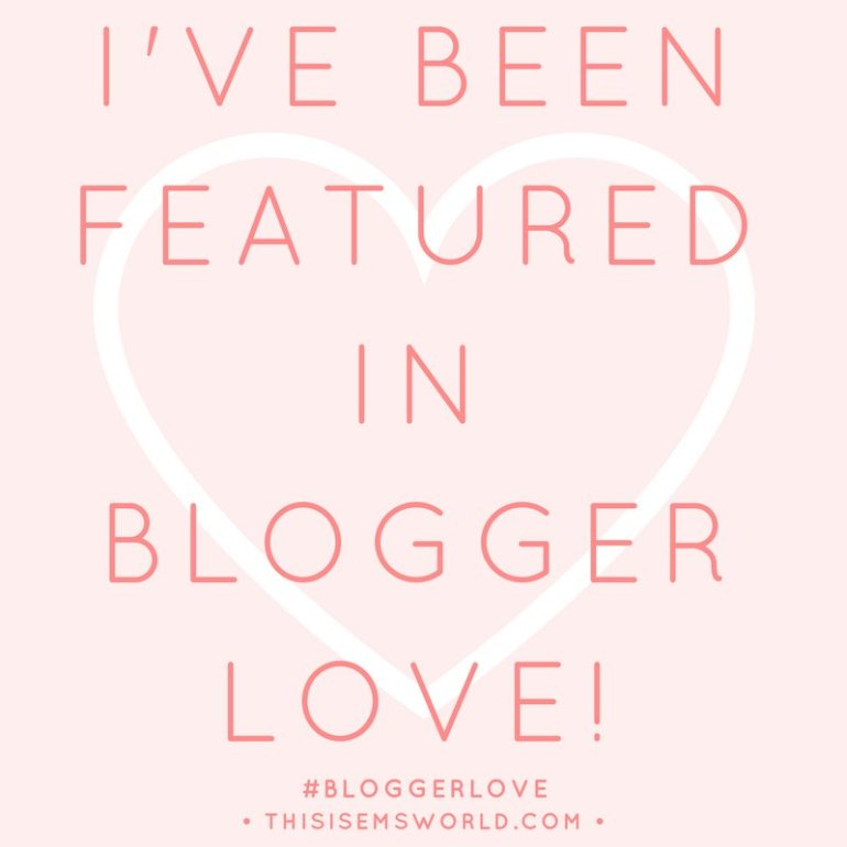 featuredbloggerlove