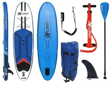 Explorer Freesurf 10.6 Windsurf