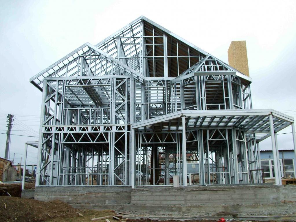 smart frame building