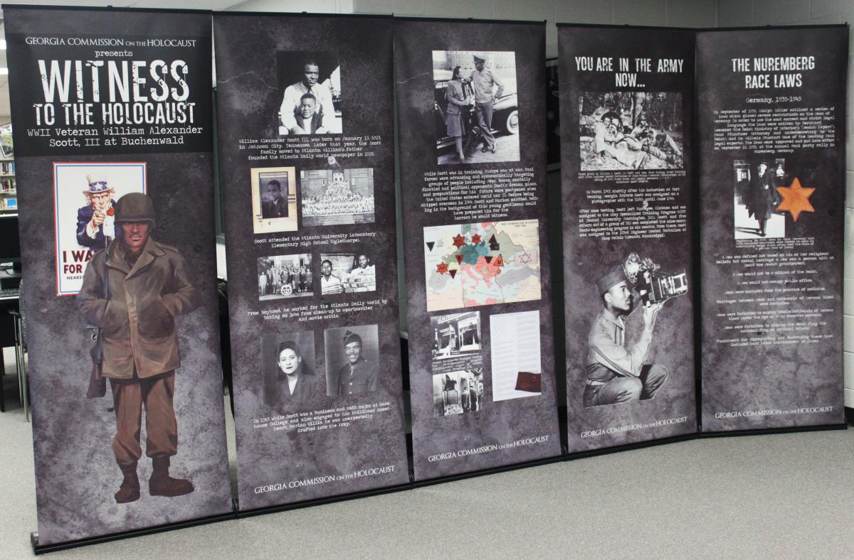 Holocaust Project Middle School Images