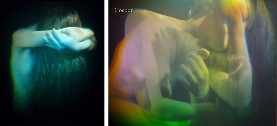 Holograms by Ana Maria Nicholson