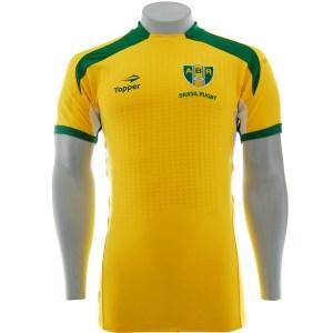 Camisa de Rugby do Brasil - ABR