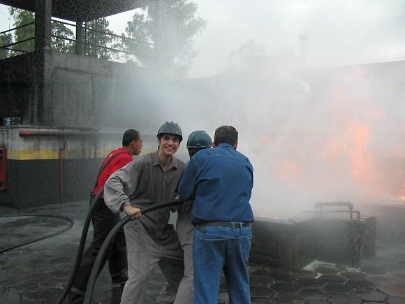 Treinamento de Brigadista de Incêndio