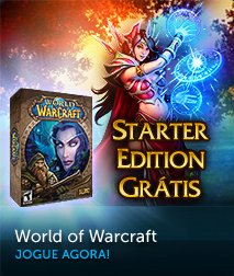 World of Warcraft Starter Edition Grátis