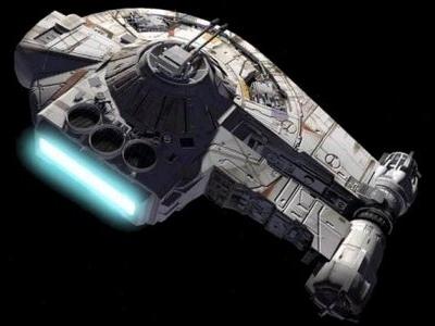 YT 2400 Holocron Star Wars Combine