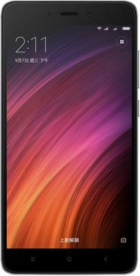Мобильный телефон Xiaomi Redmi Note 4 32 Gb серый