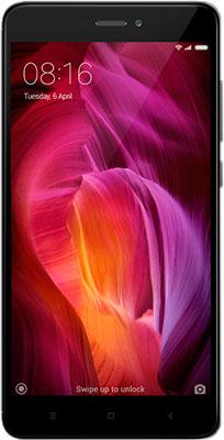 Мобильный телефон Xiaomi Redmi Note 4 64 Gb черный