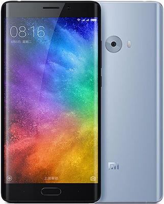 Мобильный телефон Xiaomi Mi Note 2 64 Gb серебристо-черный