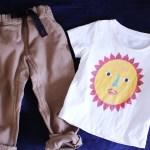 0歳からの失敗しない子供服(ベビー服)の選び方・買う時の法則など。