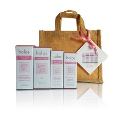 Love Your Skin Gift set by Holos.ie