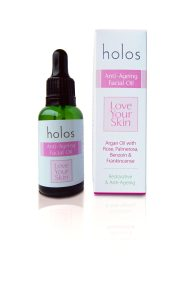Anti-Ageing Facial Oil by Holos