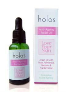 The Best-Selling Product Anti-Ageing Facial Oil by Holos