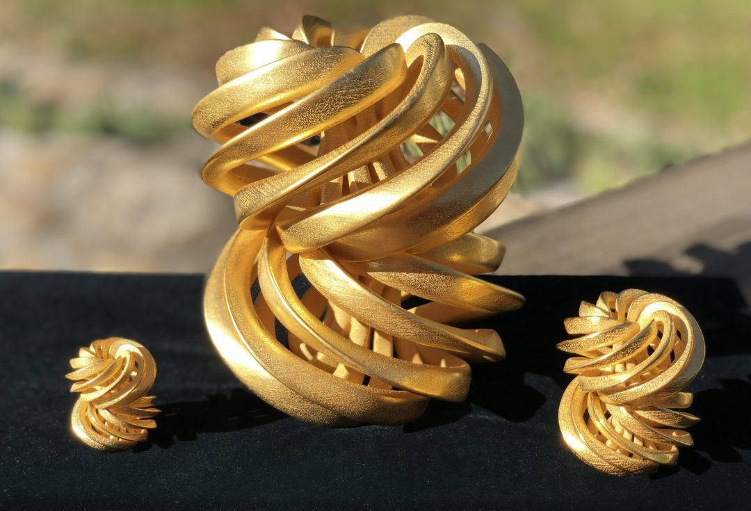 HOLOS 14K Rose Gold Pendant