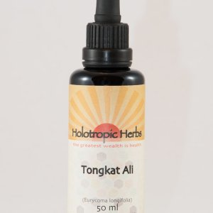 Tongkat ali root tincture 50 ml - Eurycoma longifolia