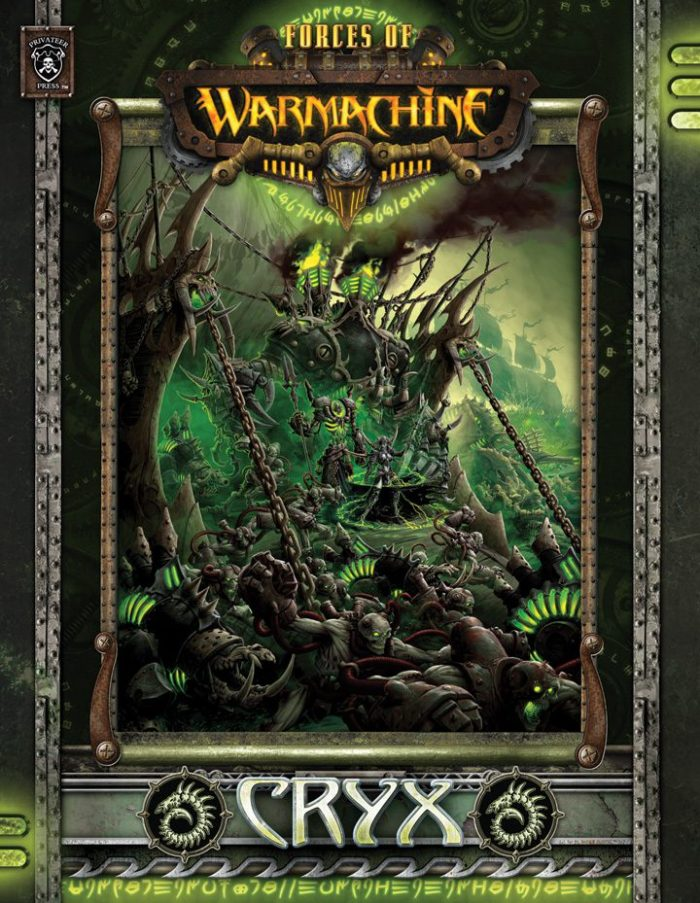 Warmachine Tactics - Cryx: Are the Undead Right for Me?