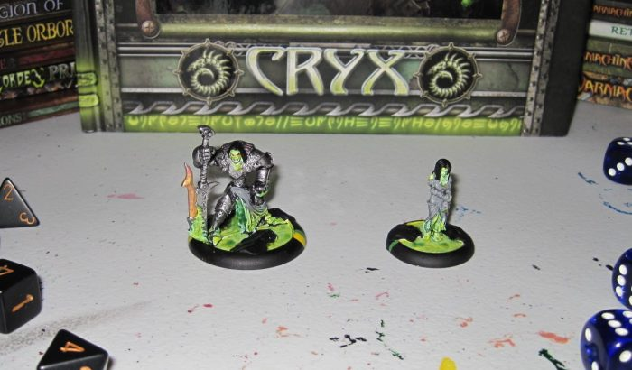 Warmachine Tactics – Cryx: Gut-Punch with Goreshade!