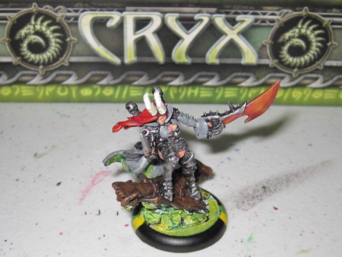 Warmachine Tactics – Cryx: Epic Skarre