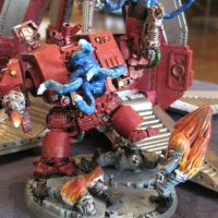Warhammer 40K: Space Wolves Dreadnought Conversion