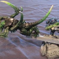 Warhammer 40K: Tyranid Broodlord Conversion