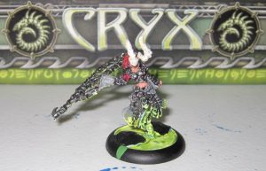 warmachine cryx satyxis raider captain