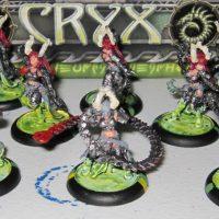 Warmachine Tactics – Cryx: Satyxis Raiders