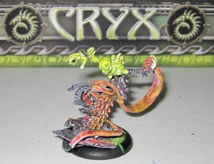 warmachine cryx skarlock thrall