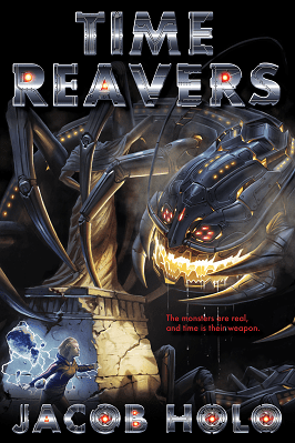 Time Reavers Cover Front Only Blog
