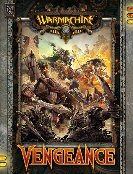 warmachine vengeance cover