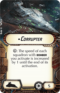 Star Wars Armada Corrupter