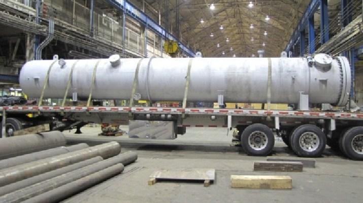 Six (6) Intermediate and High Intermediate Pressure Feedwater Heaters for a BWR in Minnesota