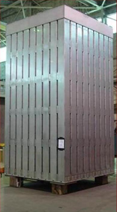 AP-1000 (Region I) Rack Module Fabricated at Holtec Manufacturing Division (HMD) for Vogtle NPP