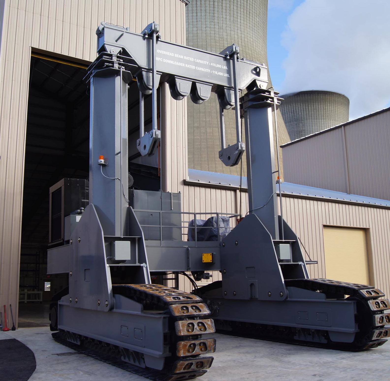 The Vertical Cask Transporter Design Evolution Reaches the Plateau of Maturity & Versatility