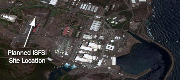 Aerial View of Laguna Verde Nuclear Power Plant
