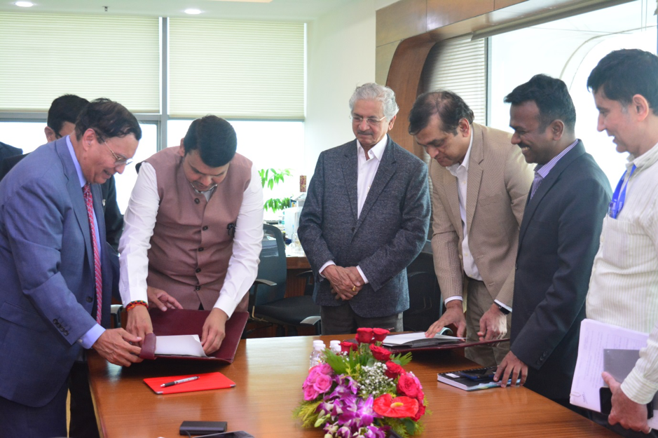 Holtec and India's Maharashtra State Sign an MOU to Localize Manufacturing of Capital Equipment for Nation's New Nuclear Plants