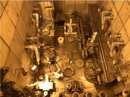 Final Confirmatory Functional Testing of Chernobyl's Used